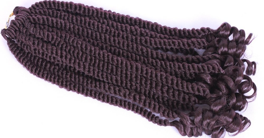 trenzas caribeñas rubias