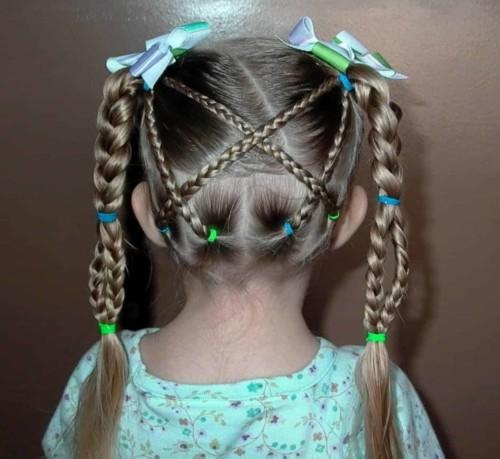 trenzas para chicas con cabello largo