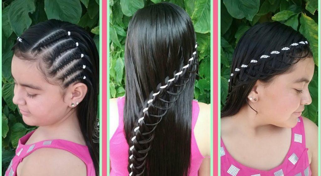 trenzas pegadas al pelo