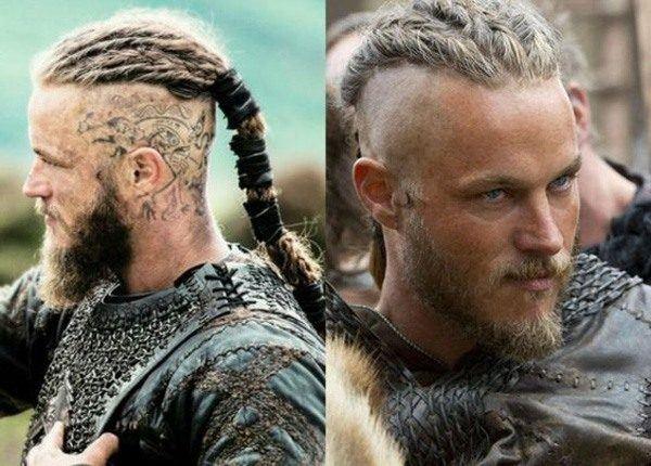 trenzas vikingas para hombres